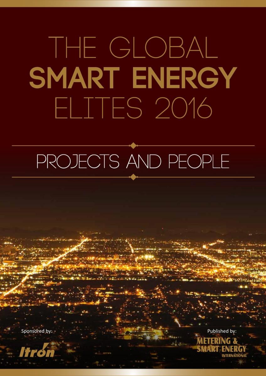 Global Smart Energy Elites 2016