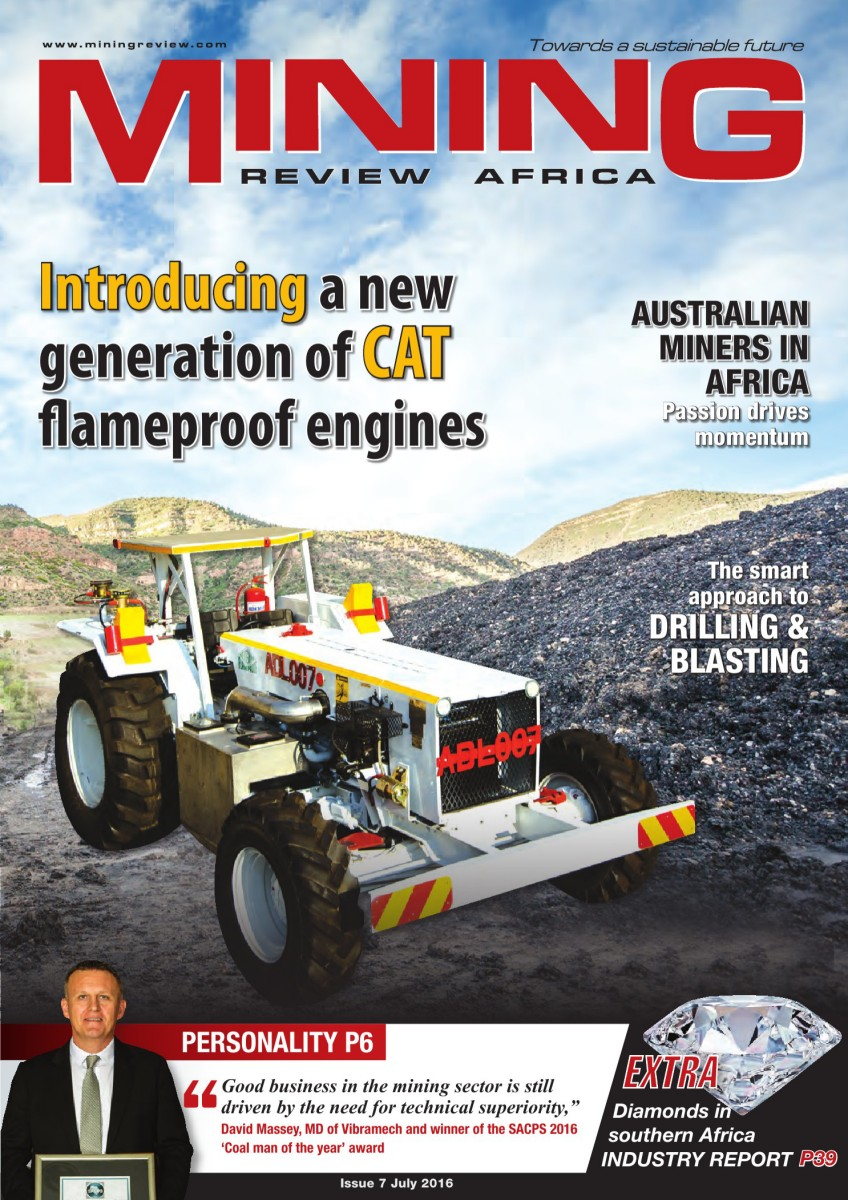 Mining Review Africa Issue 7 2016
